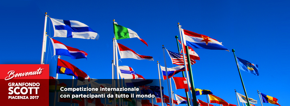 Competizione internazionale con partecipanti da tutto il mondo - International Competition with participants                     from around the world