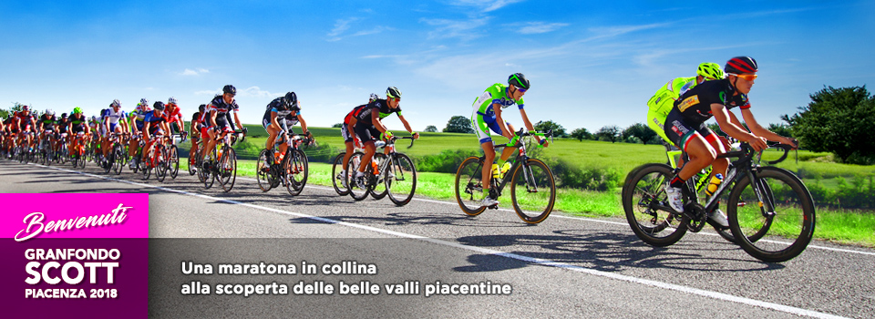 Una gara emozionante attraverso le colline per esplorare le belle vallate piacentine - An exciting race through the hills to explore                     the beautiful valleys of piacenza