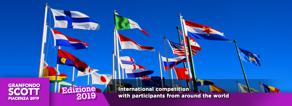 International Competition with participants from around the world